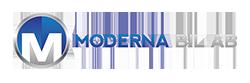 Moderna Bil Logotyp